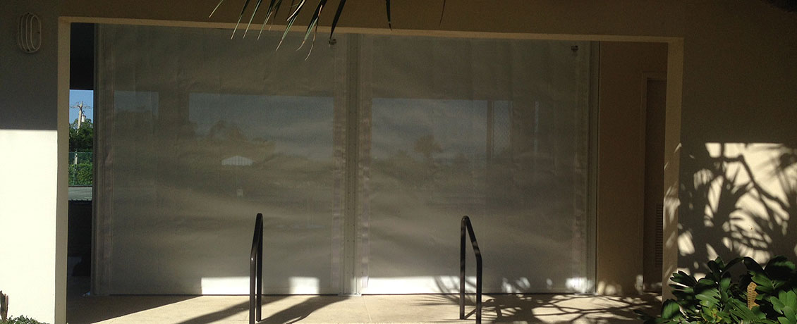 General Weather Control by Armor Screen on commercial space
