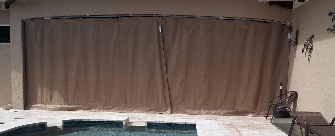I-beam Storm Window Protection by Armor Screen